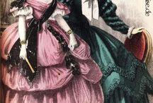 1850s Clothes