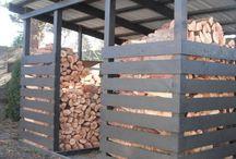 Wood Shed Ideas