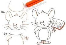 Tecknade djur