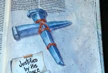 *Titus-Bible Journaling by Book / Bible Journaling examples from the book of Titus