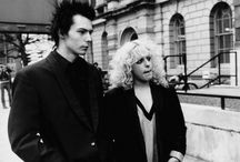 Sid & Nancy / And I Don't Want to Live This Life is my favorite book, The Spungen family suffered as a result of Nancy's schizophrenia  / by Teresa Y