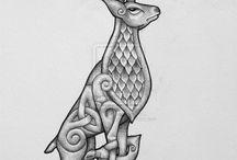 Tattoos / by Alex Harwood