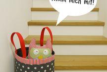 Baskete and bag