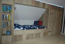Janichs værelse ide