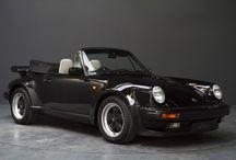 1989 Porsche 911 cabriolet