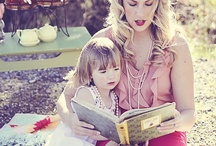 mini - mommy and me ( mothers day) / by Tera Dallman