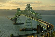 Bridges / Beautiful bridges around the globe. Excluding the great actors Lloyd Bridges and Jeff Bridges. / by Patrick Jobst