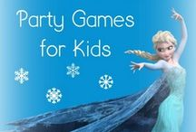 Tillys 5th Frozen Bday Party