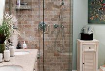 Master bath redo / by Lindsay Jacobus