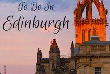 Travel - Edinburgh 2018