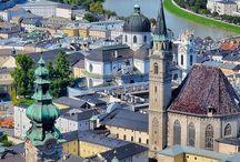 Salisburgo / Luoghi