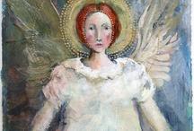 Angel wings ... I believe