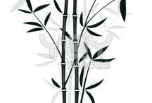 Bamboo Illustration Designs