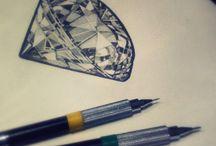 Diamonds / by Елена Багрова