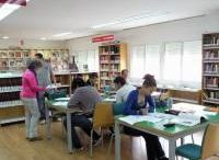 "Biblioteca ""Alberto Jiménez Fraud"""