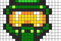 Pixels patrones