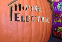 Holidays! / House Electric carries plenty of seasonal and holiday items. We're sure you'll find something for St. ThanksChristmaHaunnaKwanzaa here.