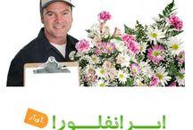 iranflora.ir / ارسال حرفه ای گل و هدیه به ایران-تهران