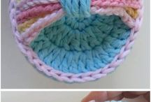 mine crocheted