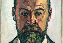 FERDINAND HODLER Elective Affinities from Klimt to Schiele / This presentation at the Leopold Museum will be the most comprehensive retrospective exhibition of works by Ferdinand Hodler (1853–1918) in Austria since the artist's resounding success at the 1904 Secession exhibition.