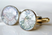 Billy and Alex's BIG Day!! / A world map themed blue and copper (maybe orange) extravaganza! / by Katie Margrave