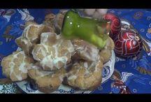 Portuguese Christmas cookies