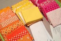 Fabric makes me happy!