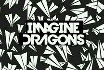 Imagine Dragons / imagine dragons imagining imagine dragons