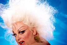 Divine / Harris Glenn Milstead, better known by his stage name Divine ;D
