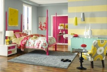 Kids' Rooms / Customize your child's room to fit their personality and age, and create a space they will love for years to come.