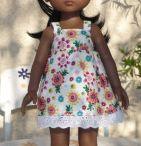 Couture: poupées