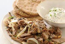 Recipes:  Mediterranean Food
