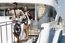 Marine / Gocycle packs away perfectly for transit or storage where space is tight making it ideal for super yachts and boats. Designed with a low center of gravity, the bike is agile and responsive to ride, and easy to lift and manoeuvre on board.