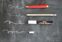 Chalkboard / by Diana Barkmann