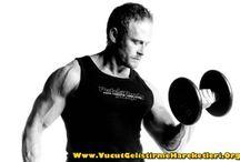 Vücut Geliştirme / Vücut Geliştirme Hareketleri | Vücut Geliştirme Teknikleri ve Programları ile Hayalinizdeki Vücuda Sahip Olun!