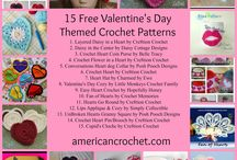 American Crochet 2015 Round~Ups / Here is a place where you can locate a variety of Round~Ups!