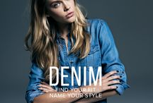 Introducing #FOREVERNEWDENIM / This season it's about finding your signature fit and naming your perfect style. Think classic high-rise styles, heritage straight legs, and daring new cropped flares. Keep us posted on how you style your ‪#‎FOREVERNEWDENIM‬ / by Forever New