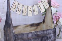 Mara's 1st bubble birthday / by Ashlie Hague