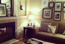 Living Room Ideas  / by Lucy Johnson