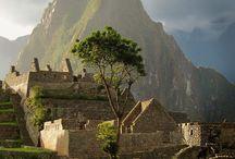 Ancient Places /Amazing Wonders