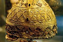 Ancient Gold Celtic .