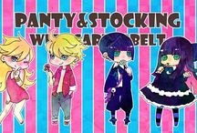 panty and stocking!
