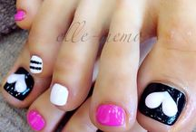 Our Next Pedicure / Mom & daughters love pedicures!