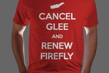 Browncoat for Life / All Firefly and Serenity and the great actors.  Curse you Fox!!  You can't take the sky from me!