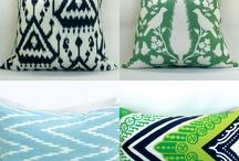 ~ Cushions ~ / by Design Monarchy