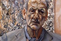 Painter Lucien Freud