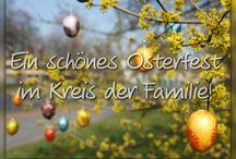 Frohe Ostern / Was wollen wir uns zu Ostern wünschen?