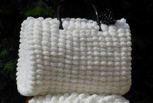 Crochet Handbags / It is an elegant accessory for a modern woman who appreciates originality.