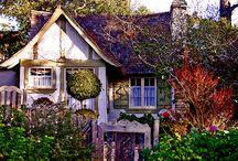 Home, house, garden