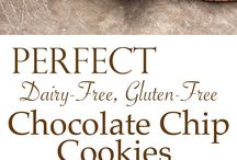 Gluten and Dairy free meals and desserts